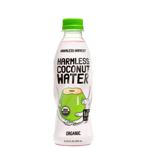 Coconut Water Organic, Raw 8 oz