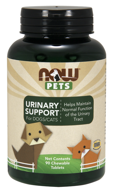 NOW Pets Urinary Support 90 tabs