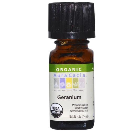 Geranium Essential Oil, Organic