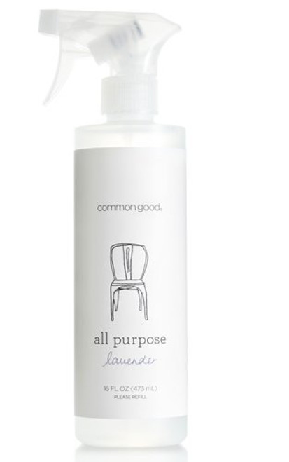 All Purpose Cleaner, Lavender Scent, Spray