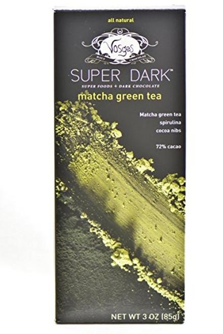 Matcha Green Tea & Spirulina Super Dark Bar