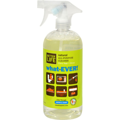 WhatEVER All Purpose Cleaner - Sage and Citrus