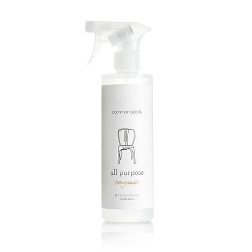 All Purpose Cleaner, Bergamot Scent, Spray