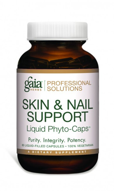 Skin & Nail Support Pro 60 caps