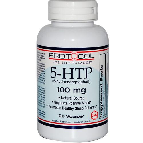 5-HTP 100 mg 90 vegcaps