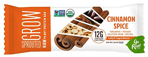 Cinnamon Spice Protein Bar