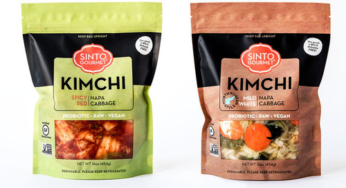 Spicy Napa Cabbage Kimchi