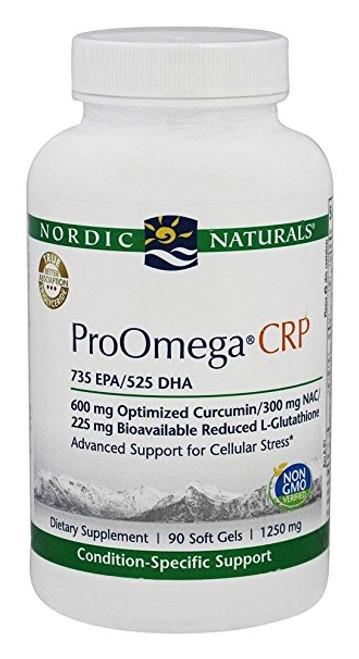 ProOmega CRP 90 Soft gels