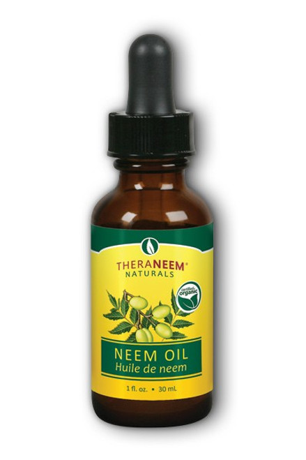 100% Neem Oil Organic Cold Pressed, 1 oz