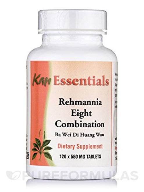 Rehmannia Eight Combination 120 tabs