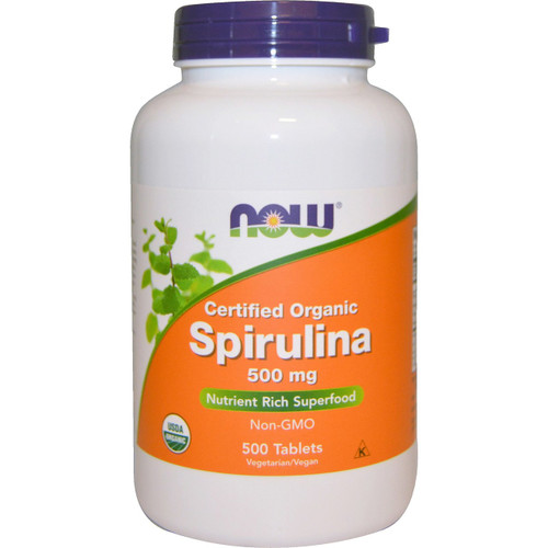 Spirulina Powder, 16 oz