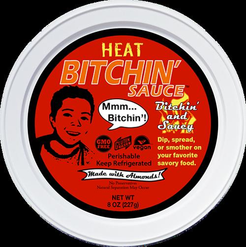 Heat Sauce/Dip - yum!