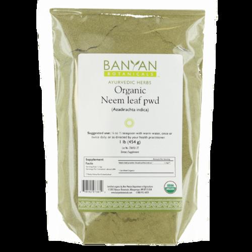 Neem Leaf Powder (OG) 1 lbs.