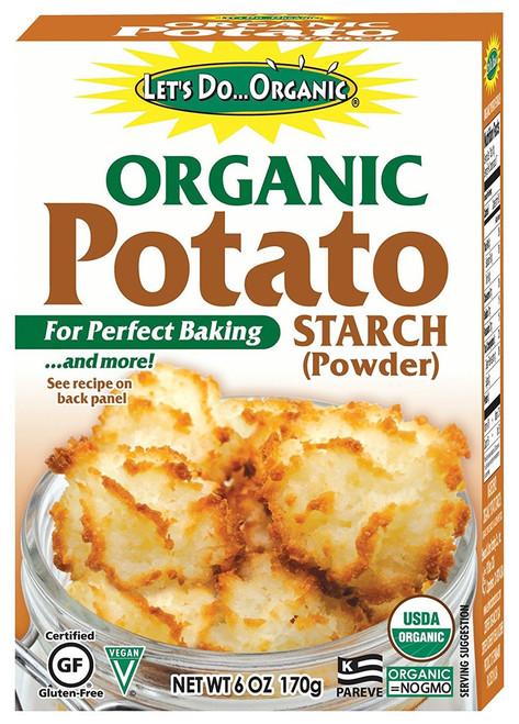 Organic Potato Starch