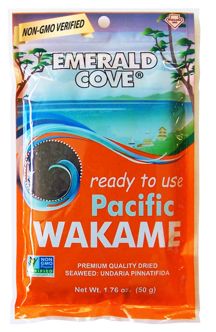Emerald Cove Wakame Sea Veggie