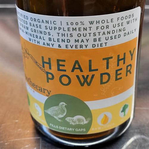 SFRAW Healthy Powder (without bone meal)