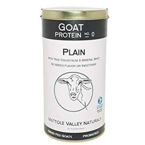Plain Goat Milk Protein no.0