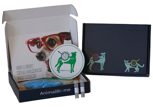 Doggy Kit - Microbiome Testing for Dogs Kit For One Dog
