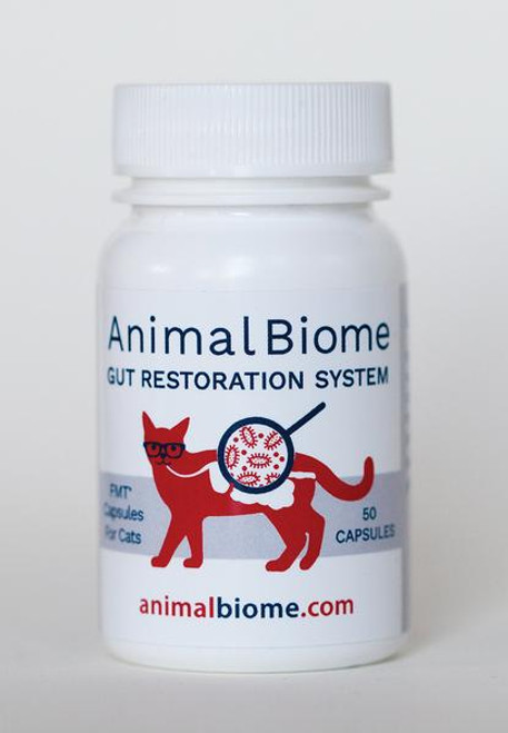 KittyBiome: Gut Microbiome Restoration Supplement