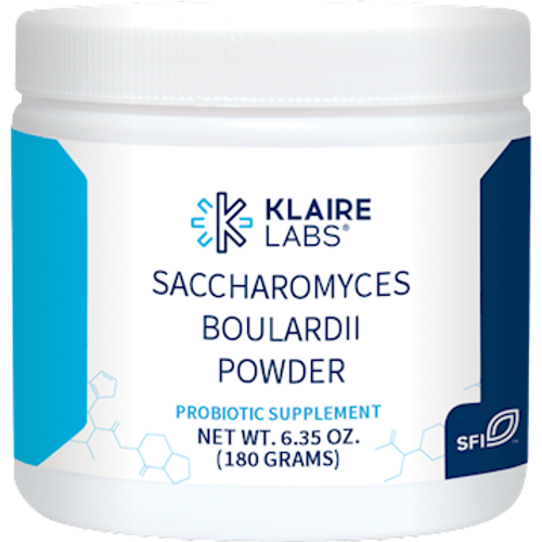 Saccharomyces Boulardii Powder 6.35oz.
