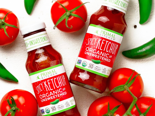 Primal Kitchen Ketchup Organic Unsweetened