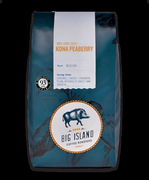 Kona Peaberry Medium Roast Coffee - 7oz