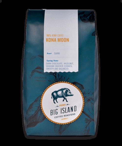 Kona Moon Dark Roast Coffee - 7oz