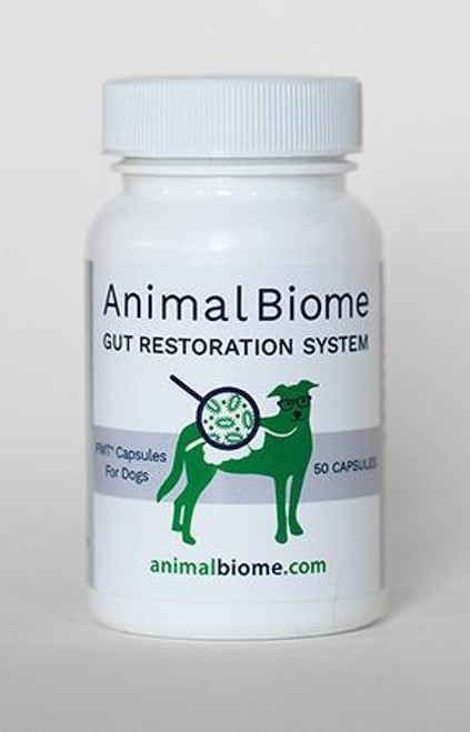 DoggyBiome: Gut Microbiome Restoration Supplement, 60 caps