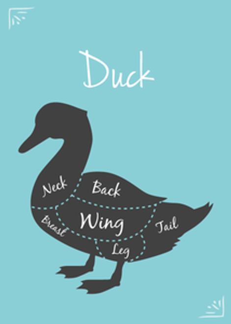 SFRAW Duck Grind, 5x4# case