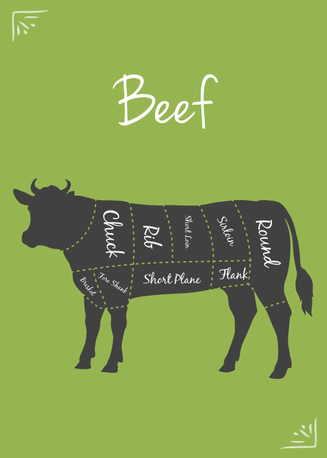 BC Beef Neck Bones