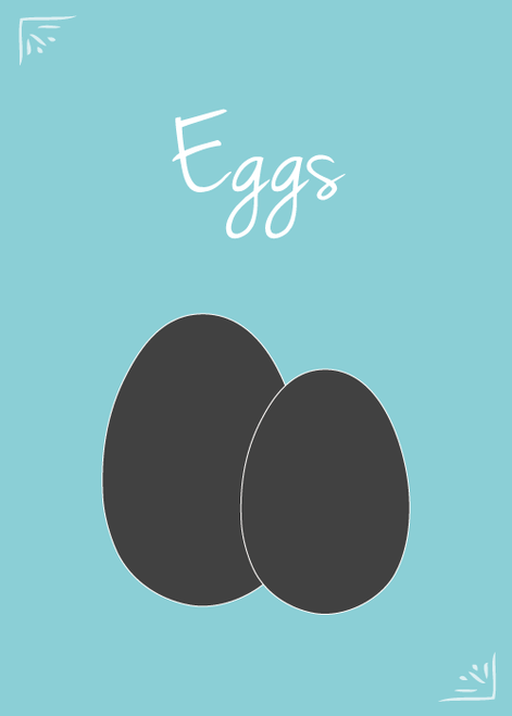 EA Duck Eggs (Jumbo) HALF DZ