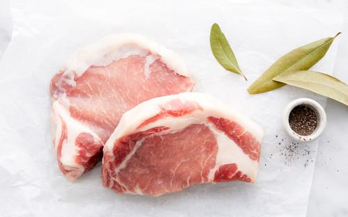 CRMC Pork Loin Chop 2 EA