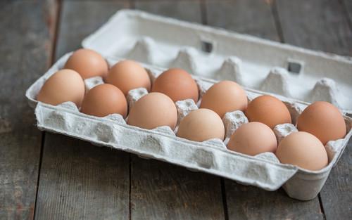 Pasture-Raised Local Organic Chicken Eggs, by the dozen