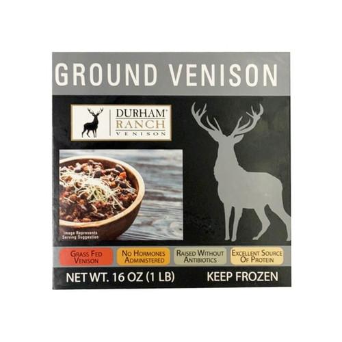 Venison, Ground 1-lb