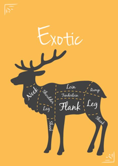 Elk, Ground 1-lb. packs