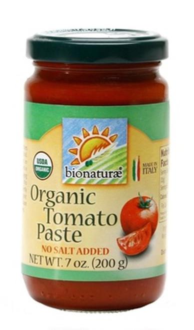 Tomato Paste Organic, Salt-Free