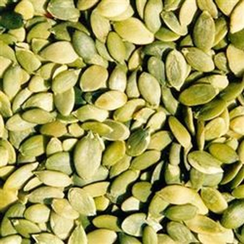 Pumpkin Seeds, Raw Hulless Organic by the pack