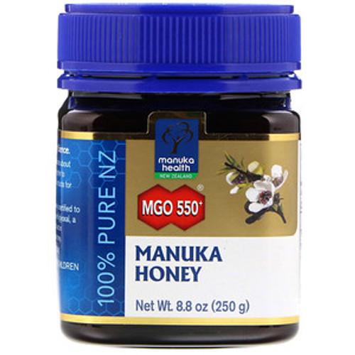 MGO 550+ Manuka Honey 25+