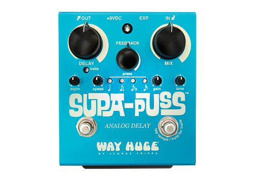 WAY HUGE SUPA PUSS DELAY
