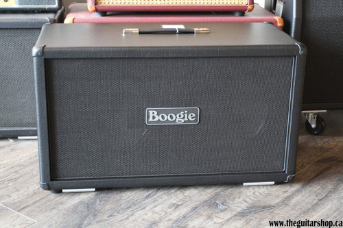 MESA BOOGIE 2X12 RECTIFIER CAB WITH BOOGIE LOGO