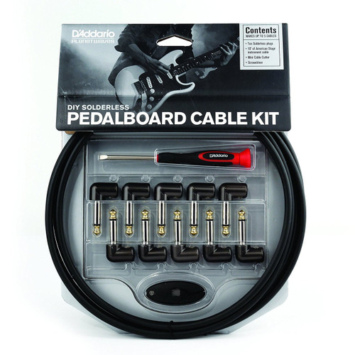 PLANET WAVES CUSTOM PEDALBOARD CABLE KIT
