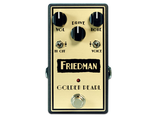 FRIEDMAN   GOLDEN PEARL PEDAL