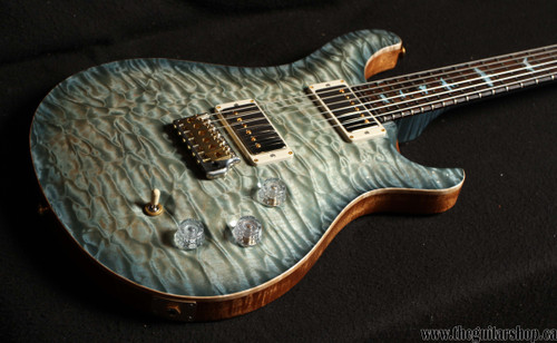 PRS PRIVATE STOCK 8154 DGT GLACIER BLUE SMOKED BURST