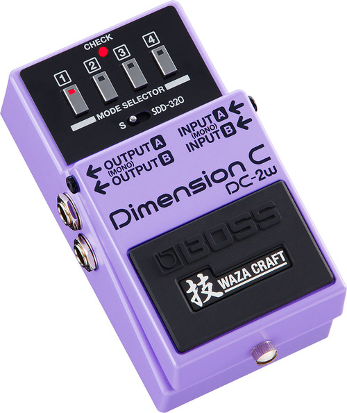 BOSS WAZA CRAFT DIMENSION C DC-2W