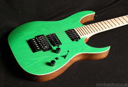 IBANEZ RGR5220M  TFG TRANS FLUORESCENT GREEN