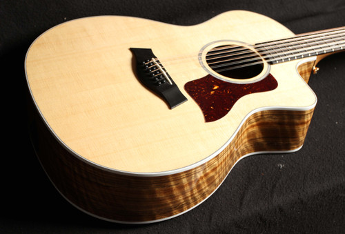 TAYLOR 254CE FIGURED OVANGKOL LIMITED 12 STRING