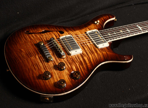 PRS MC594 LIMITED EDITION SEMI HOLLOW 10 TOP SN 271940