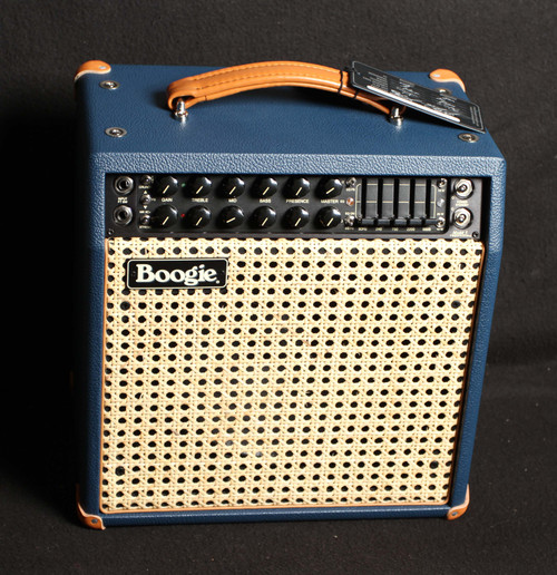 MESA BOOGIE MARK V 25 1X10 COMBO BLUE BRONCO WITH WICKER