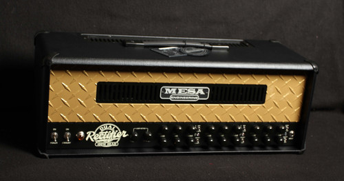 LIMITED 50TH MESA DUAL RECTIFIER HEAD ONLY 50 WORLD WIDE