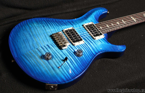 PRS CUSTOM 24 SN 288944 FADED BLUE BURST